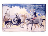 Rochet and Schneider Giclee Print by Maurice Romberg