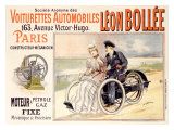 Leon Bollee Giclee Print by Andre Robert
