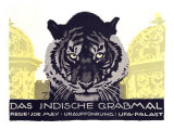 Das Indische Grabmal Giclee Print by Ludwig Hohlwein