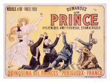Prince Quinquina Giclee Print by Marcellin Auzolle