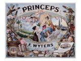 Princeps, F. Wyters Giclee Print