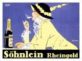 Sohnlein Rheingold Giclee Print by Fritz Rumpf
