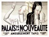 Palais de la Nouveaute, 1925 Giclee Print by Jean Dupas