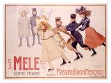 E&A Mele Giclee Print by Acheille Beltrame