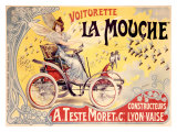 La Mouche Giclee Print by Francisco Tamagno