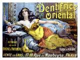 Dentifrice Oriental Giclee Print by  PAL (Jean de Paleologue)