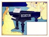 Bechstein Giclee Print
