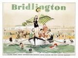 Bridlington Giclee Print by William Barribal
