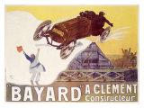 Bayard Giclee Print by Lucien-Henri Weiluc