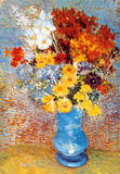 Vincent van Gogh - Vase of Flowers, c.1887 - Tablo