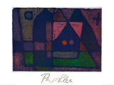 Camerett a Venezia, c.1933 Art by Paul Klee
