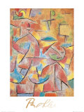 Bimba e Zia, c.1937 Poster von Paul Klee