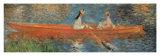 La Senna a Asniers (detail) Prints by Pierre-Auguste Renoir