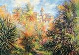 Claude Monet - Jardin de Bordighera Umění