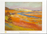 Marshlands W/house Prints by Gertrude Beals Bourne