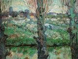 Blick Auf Arles, c.1889 Prints by Vincent van Gogh