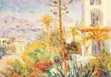 Bordighera Affiches par Claude Monet
