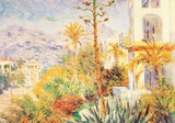 Bordighera Prints by Claude Monet