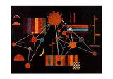 Geflecht von Oben no. 231, c.1927 Láminas por Wassily Kandinsky