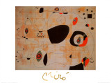 Le Port, c.1945 Print by Joan Miró
