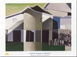 Lunenburg Posters av Charles Sheeler