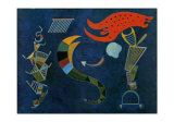 Con la flecha, 1943 Psters por Wassily Kandinsky