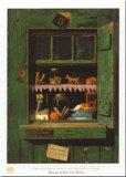 Poor Man's Store Posters by John Fredrick Peto
