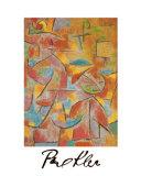 Bimba e Zia, c.1937 Art by Paul Klee