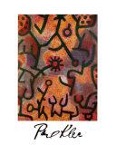 Flora di Roccia Prints by Paul Klee