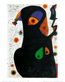 Vladimir Print by Joan Miró