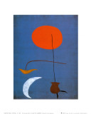 Entwurf fur eine Tapisserie Posters por Joan Miró