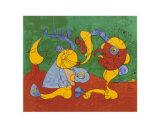 Adlige In Der Fallgrube Posters by Joan Miró