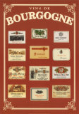 Bourgogne Posters