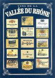 Vallee Du Rhone Prints