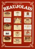 Beaujolais Prints