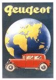 Peugeot Prints