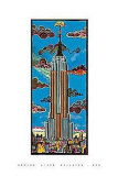 Empire State Building Prints by Melvyn Evans