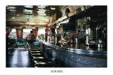 Restaurant de Ralph Affiche par Ralph Goings