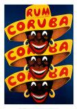 Rum Coruba Art