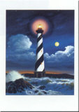 Cape Hatteras Light Posters