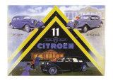 11 Citroen Posters