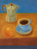 Caffe Espresso Posters by Susan A' Court