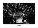 Paris Blues Prints by Larry Shaw