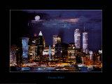 Bright Lights, Big City Prints by Thomas Mikel
