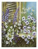 Flowers at Your Door Prints by Katharina Schottler