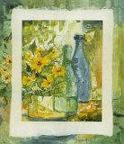Summer Composition I Prints by Martina Reimann