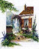 Farmers Courtyard Prints by Reint Withaar