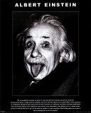 Albert Einstein Pôsters