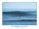 Steamer Lane Posters by Dennis Junor