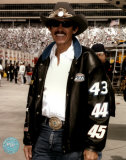 Richard Petty Portrait With Black Leather Jacket Photo